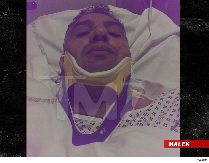 malek mokrani victime chris brown gotha cannes