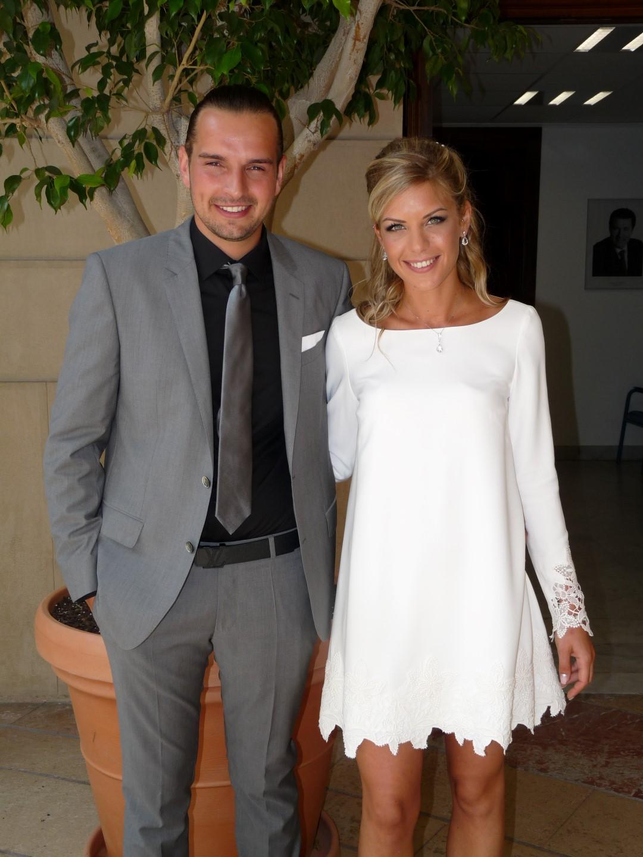 Marc et Célia