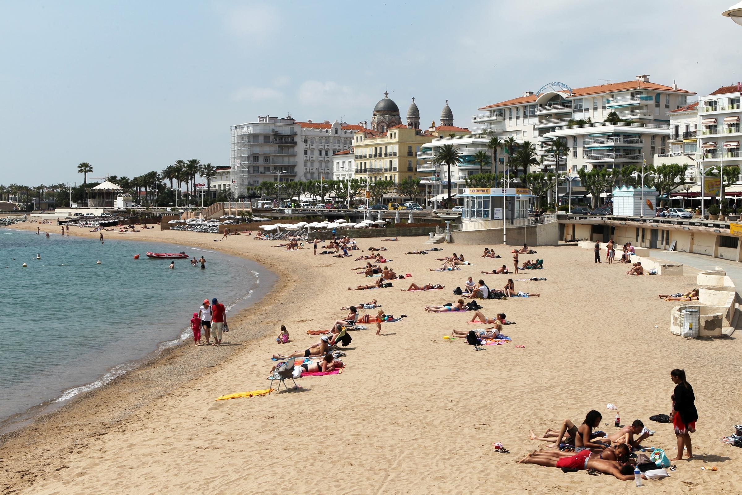 Palmares quelle est la plus belle plage du var var - Office du tourisme frejus saint raphael ...