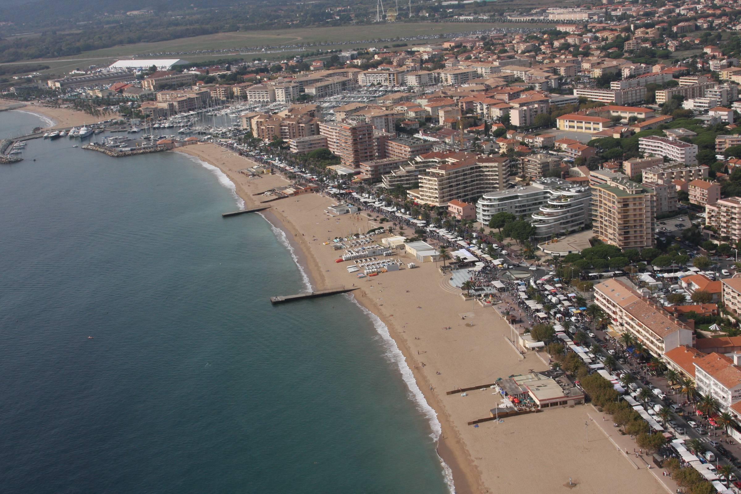 Les plus belles plages du var bienvenue chez crea hirondelle - Office du tourisme frejus saint raphael ...