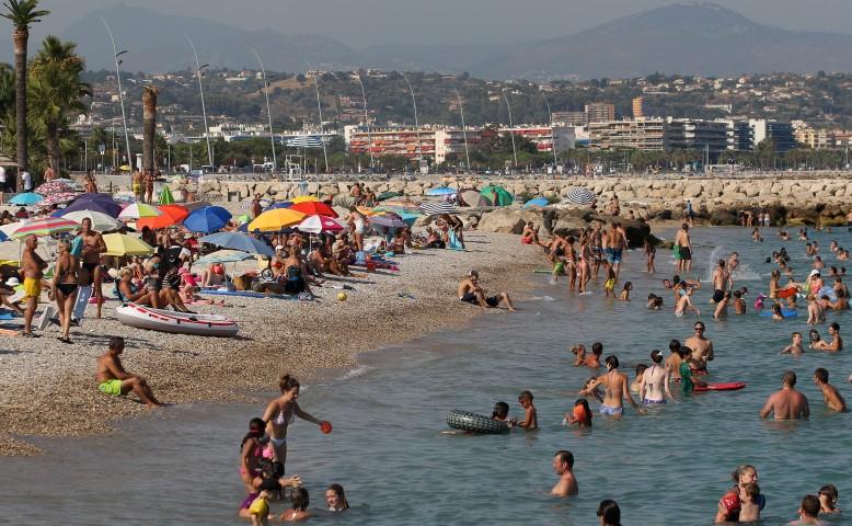 vos trois plages pr 233 f 233 r 233 es entre villeneuve loubet et laurent du var cagnes sur mer