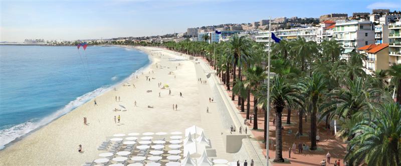 Unesco Mais A Quoi Ressemblera La Promenade Des Anglais Dans 5 Ans