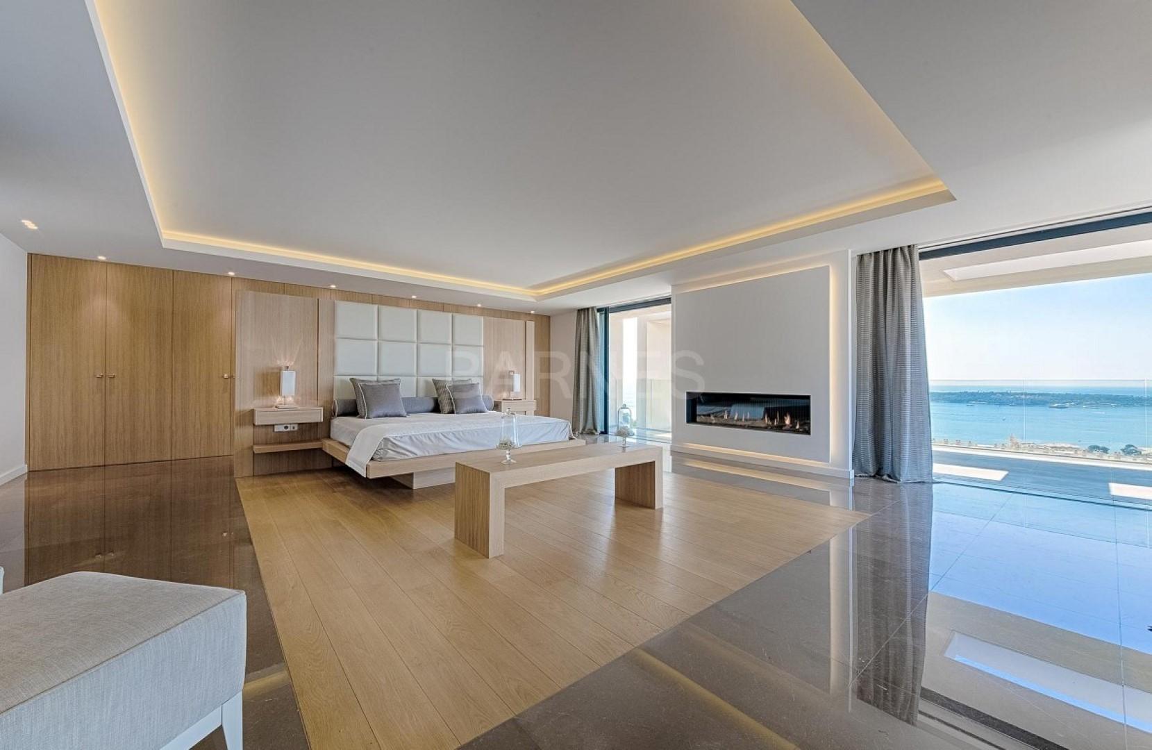 Photos offrez vous une villa de r ve cannes pour 35 m for Chambre de bain de reve