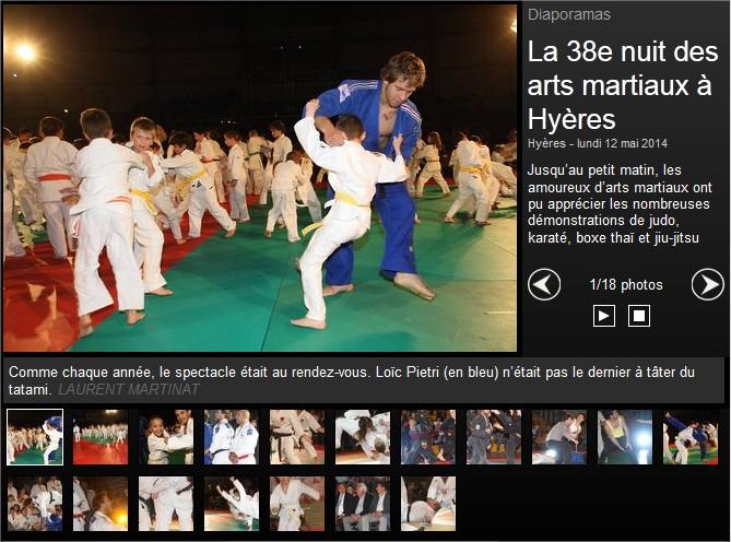 Diapo la 38e nuit des arts martiaux l 39 espace 3000 for Arts martiaux pdf