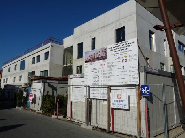 DOSSIER Les grands travaux de l'année 2015 en Dracénie