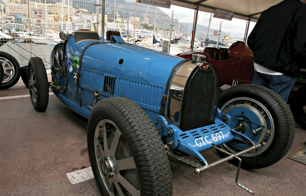 Bugatti 35B n°8 (série A)
