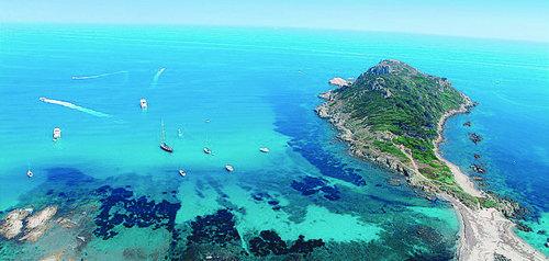 Diapo ces 8 coins de paradis varois en bord de mer var - Office du tourisme de la croix valmer ...