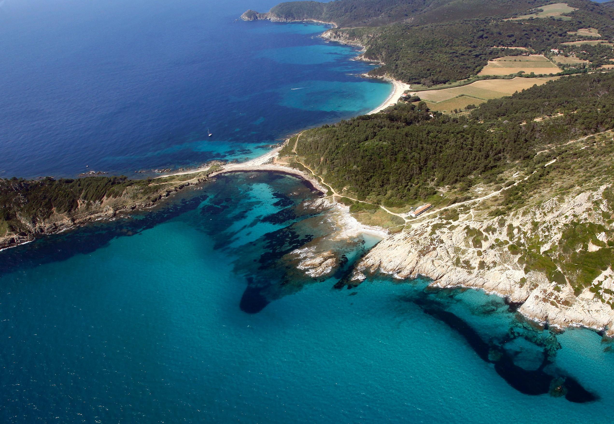 Diapo ces 8 coins de paradis varois en bord de mer nice - Office du tourisme de la croix valmer ...