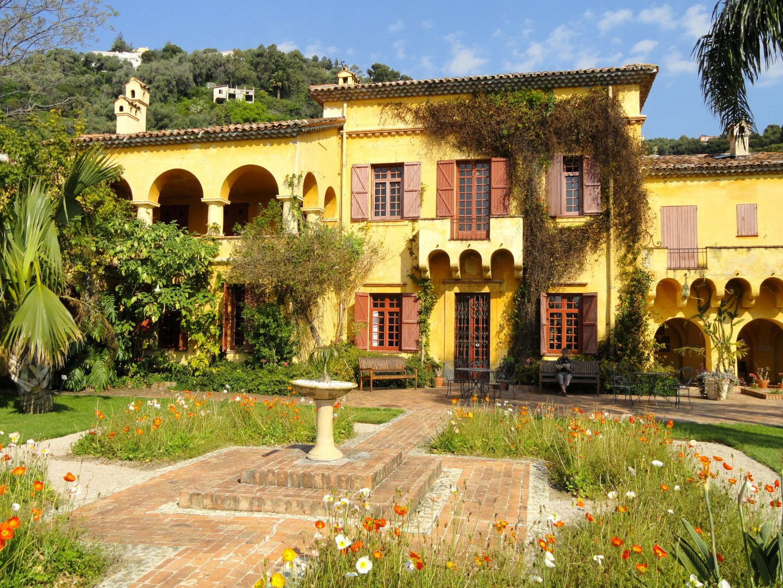 cinq jardins extraordinaires voir absolument sur la c te d 39 azur nice matin. Black Bedroom Furniture Sets. Home Design Ideas
