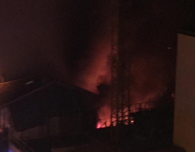 Incendie Nice-Nord 1
