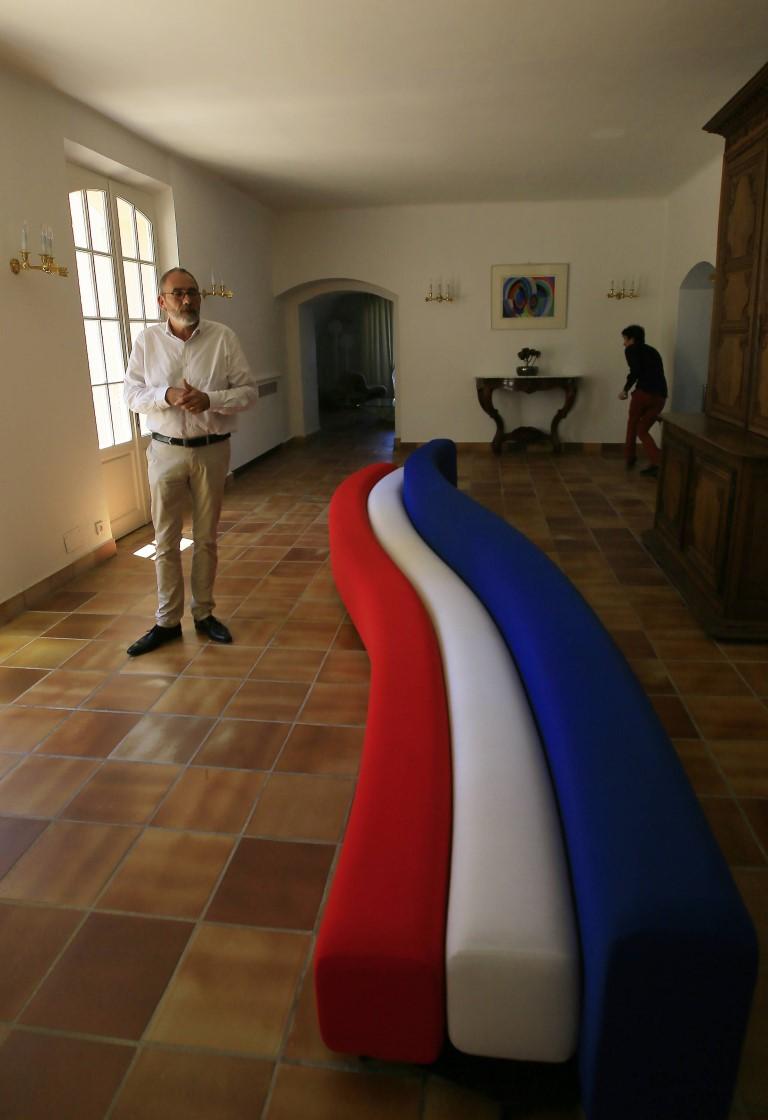 Découvrez les intérieurs relookés du Fort de Brégançon - Nice-Matin