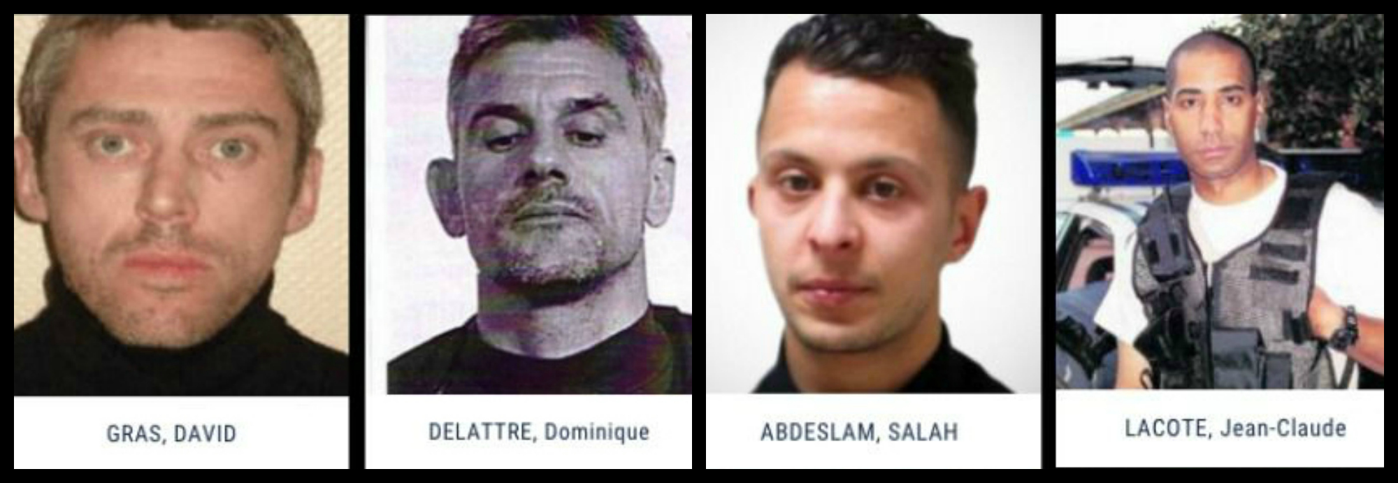 fugitifs francais europol