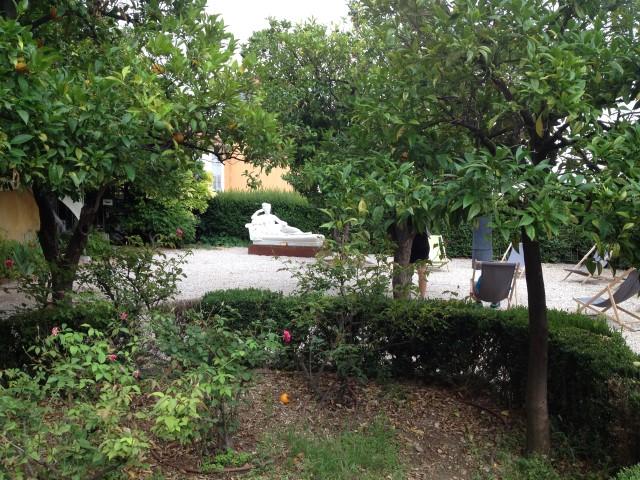 Photos connaissez vous ces huit jardins d 39 h tels particuliers grasse nice matin - Jardin du musee international de la parfumerie ...