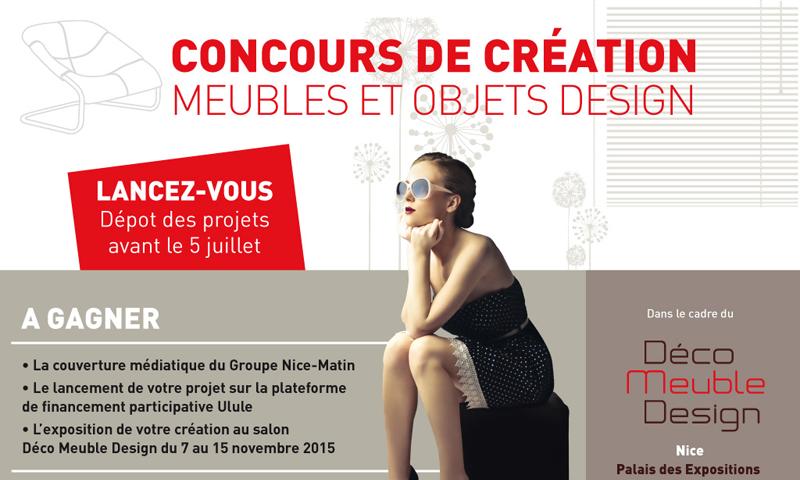 concours creation meubles et objets design - Creation Meuble Design