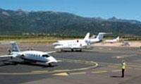 Aéroport de Figari Sud Corse